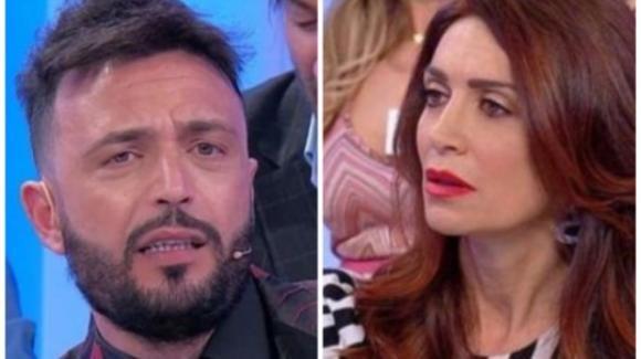 """U&D Over, Barbara De Santi attacca duramente Armando: """"Sei un uomo arrogante, senza gusto"""""""