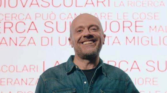 Max Pezzali è il nuovo testimonial di GSD Foundation