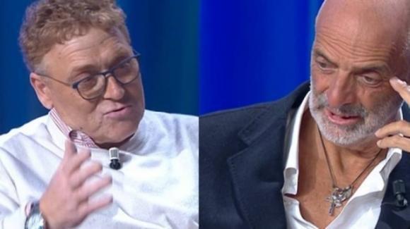 Maurizio Costanzo Show, Fabrizio Bracconeri parla del figlio autistico e attacca duramente Paolo Brosio