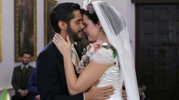 Una Vita, anticipazioni dal 7 al 13 aprile: Maria Luisa e Victor si sposano