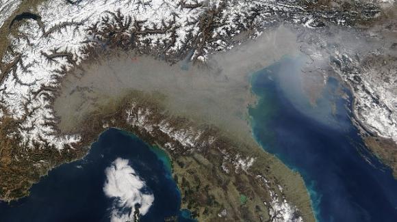 Smog, 17 città italiane in pericolo nell'anno in corso