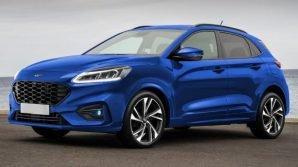 Si chiamerà Puma il nuovo crossover urbano di casa Ford