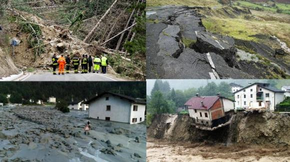 La nuova guerra contro il dissesto idrogeologico