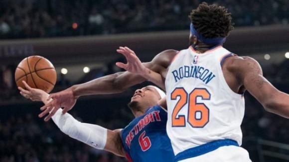 NBA, 10 aprile 2019: Pistons ai playoff, Charlotte fuori per il finale della regular season