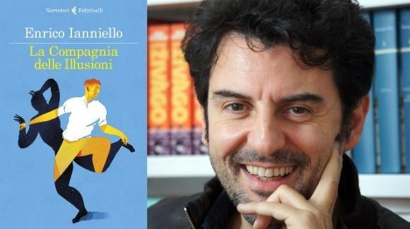 """Enrico Ianniello: dal commissario Nappi a """"La compagnia delle illusioni"""""""