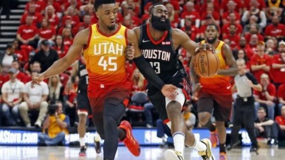 NBA Playoffs 2019. 20 aprile 2019: i Rockets soffiano il successo ai Jazz, Philadelphia vince a Brooklyn