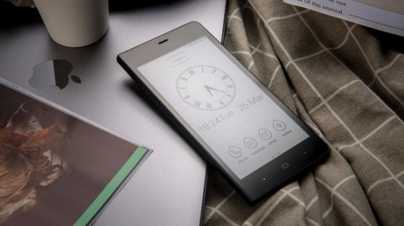 YotaPhone fallisce? No Problem: da Hong Kong arriva il Kingrow K1, con display e-ink Carta