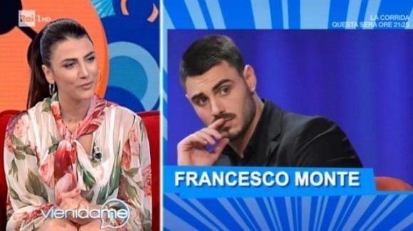 """""""Vieni da Me"""", Giulia Salemi si confessa a cuore aperto: """"Francesco Monte? Ecco il mio sogno"""""""