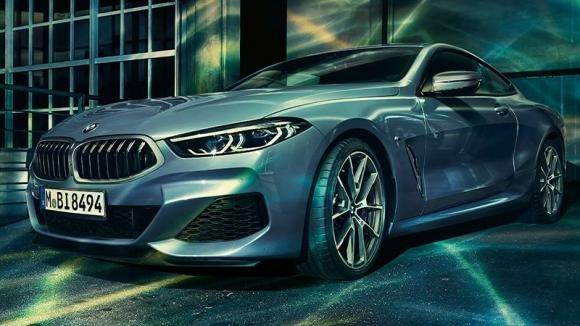 BMW Serie 8 Coupé: la sportiva di lusso dell'Elica bavarese