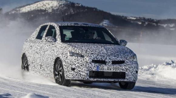 Opel Corsa: la sesta generazione debutterà dopo l'estate, nel mese di settembre