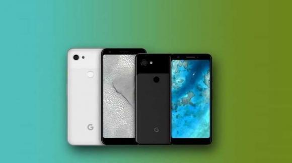 Pixel 3a e Pixel 3a XL: ufficiali i primi smartphone medio-gamma di Google