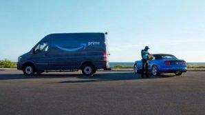 Ford e Amazon si alleano per le consegne dei pacchi direttamente in auto