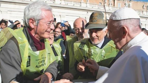 """Papa Francesco: """"Ho a cuore un'economia che assomigli di più all'uomo"""""""