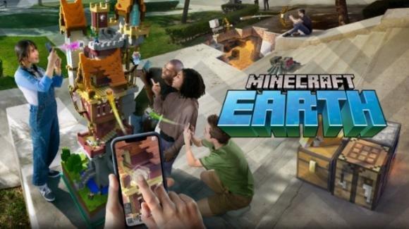 Mojang celebra l'anniversario di Minecraft con un gioco in AR ed una versione Classic per web