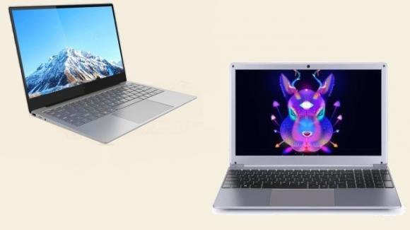Jumper EZbook X4 Pro vs AIWO I8 Plus: gli ultrabook economici cinesi sfidano i Surface di Microsoft