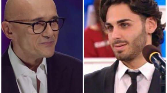 Amici 2019, Alberto Urso in ansia prima della finale: lo sfogo con Signorini