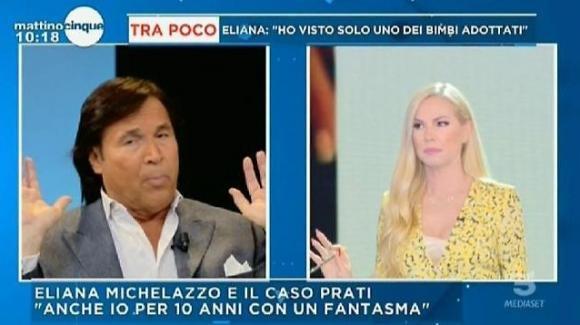 """Mattino Cinque, Valerio Merola contro Eliana Michelazzo. Maurizio Sorge: """"Lei è complice della Perricciolo"""""""