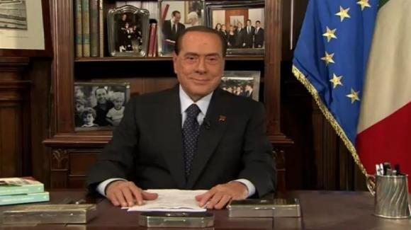 """Berlusconi su M5S: """"Peggio dei comunisti. Sono spinti dall'invidia sociale"""""""