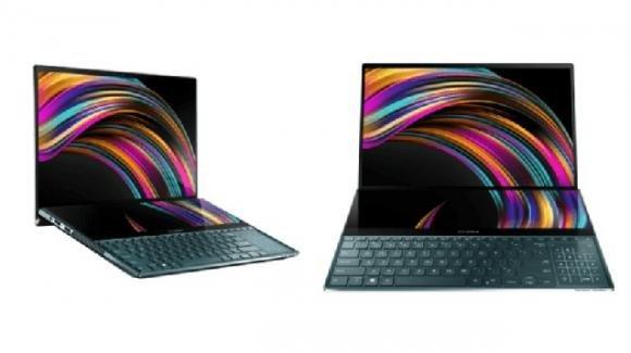 ScreenPad 2.0: al Computex 2019 ecco le nuove espressioni dello schermo secondario secondo Asus