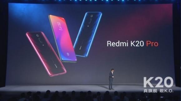 Ufficiali i Redmi K20 e K20 Pro, flagship killer low cost di Xiaomi