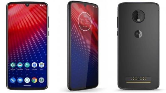 Moto Z4: ufficiale (per errore) il nuovo smartphone modulare di Motorola/Lenovo