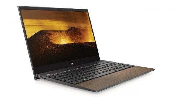 HP presenta, al Computex 2019, nuovi detachable, convertibili, ed esclusivi portatili serie ENVY Wood