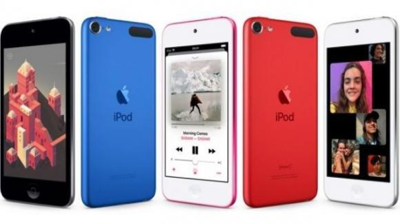 iPod Touch 2019: ufficiale la settima generazione del riproduttore multimediale di Apple