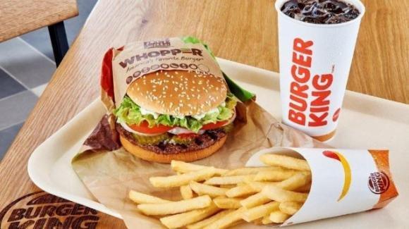 Prati-gate, Burger King ironizza sul caso creando un panino per Mark Caltagirone