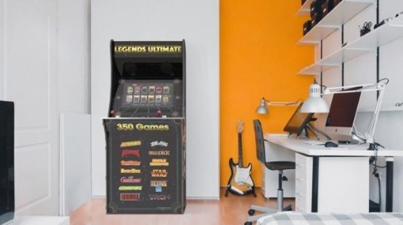 Legends Ultimate Arcade Machine: in arrivo all'E3 2019 il retrocambinato aperto al gaming online