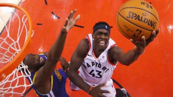 NBA The Finals, 30 maggio 2019: i Raptors dominano i Warriors e vincono gara 1