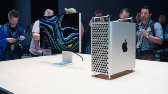 Mac Pro 2019: ufficiale il nuovo tower Apple, con maxi display da 32 pollici in 6K