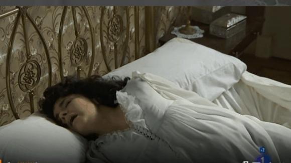 """""""Una Vita"""" anticipazioni puntata 6 giugno: Blanca in travaglio, Silvia lascia Arturo"""