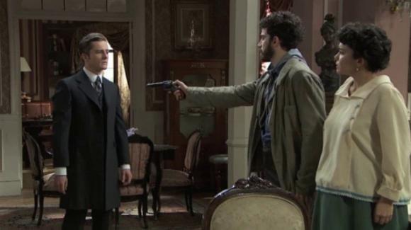 """Anticipazioni """"Una Vita"""" puntate spagnole: Samuel chiede perdono a Diego prima di morire"""