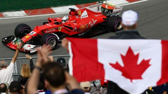 F1 2019: orari tv Sky e TV8 del Gran Premio del Canada a Montreal