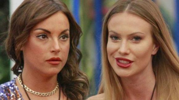 "GF 16, Francesca De André spara a zero contro Taylor Mega: ""Qui solo per mettere zizzania"""