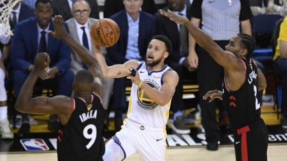 NBA The Finals, 5 giugno 2019: un Curry fenomenale non basta, i Raptors passano in casa di Golden State