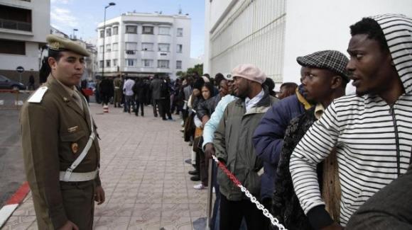 Il Marocco usa il pugno duro contro l'immigrazione per aiutare l'Europa
