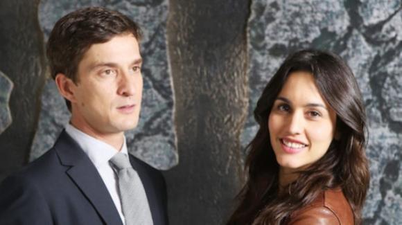 Lontano da te, la nuova fiction con Alessandro Tiberi e Megan Montaner