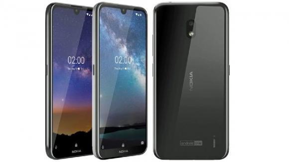 Nokia 2.2: ufficiale il più economico smartphone ad ereditare Android Q