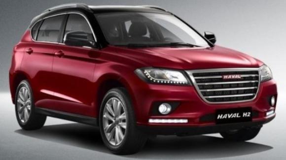 Haval H2: arriva in Italia il SUV compatto cinese di Great Wall Motors