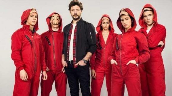 La Casa di Carta: anticipazioni e cast della terza stagione