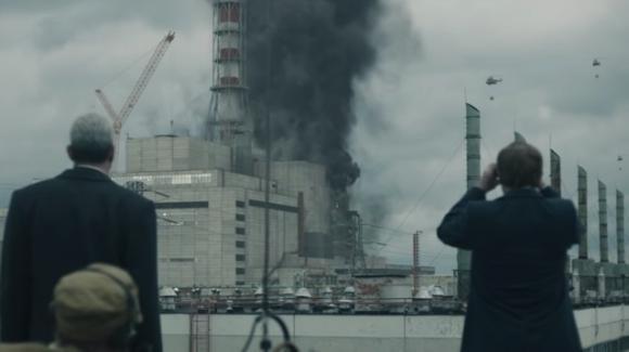 """""""Chernobyl"""", la serie sul celebre disastro nucleare in onda da stasera"""