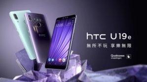 HTC torna in vita con gli smartphone di fascia media HTC U19e ed HTC Desire 19+