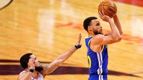 NBA The Finals, 9 giugno 2019: Curry e Thompson tengono in vita i Warriors, 3-2 nella serie per i Raptors
