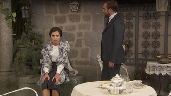 """""""Il Segreto"""" anticipazioni spagnole: Fernando Mesia e Maria Castaneda partono insieme per Cuba"""