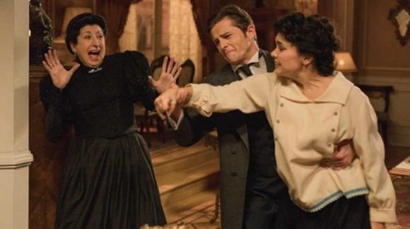 Una Vita, anticipazioni puntata 13 giugno: Blanca aggredisce Ursula