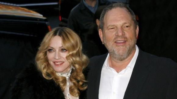 Madonna svela che Harvey Weinstein ci provò anche con lei