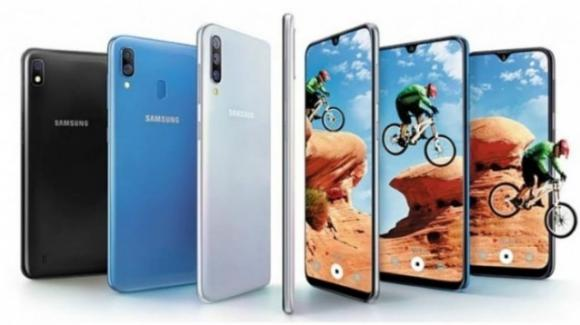 Galaxy A10e: ufficiale il nuovo smartphone entry level made by Samsung