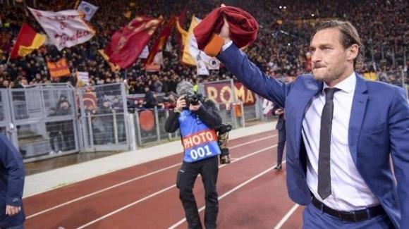 Totti dice addio alla dirigenza della Roma. Ecco il motivo