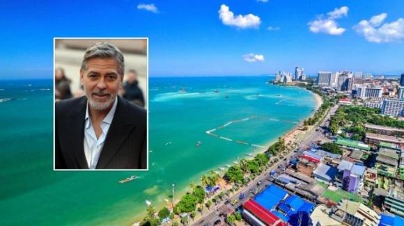 """Coppia di italiani arrestata in Thailandia: """"Italian Bonnie e Clyde"""" hanno truffato anche George Clooney."""